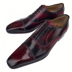 Oxford - Bailo - Dark Red