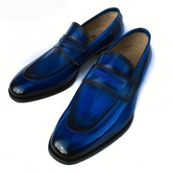 Loafer - La Concio - Blue