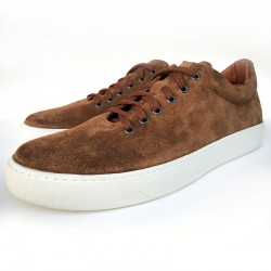Sneakers - Arlechin - brown...